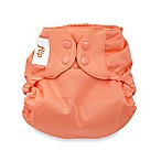 Flip™ Diaper Cover with Snap Closure in Kiss