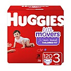 Huggies® Little Movers 156-Pack Size 3 Mega Colossal Diapers