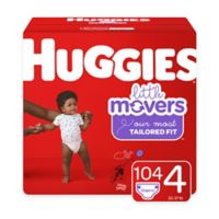 Huggies® Little Movers 136-Pack Size 4 Mega Colossal Diapers