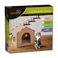Paws Life™ Cat Scratcher House