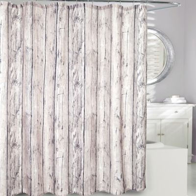 brown and white shower curtain. Moda at Home Oakwood Fabric Shower Curtain in Brown Buy Curtains from Bed Bath  Beyond