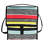 PACKiT® Freezable Social Cooler in Surf Stripe