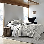 ED Ellen DeGeneres Horizon King Pillow Sham in Grey