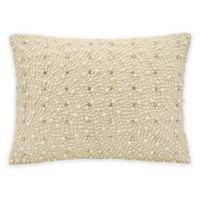 Kathy Ireland Home® by Gorham Diamonds Rectangle Throw Pillow