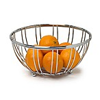 Spectrum™ Contempo™ Smalll Fruit Bowl in Chrome