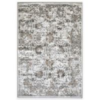 Verona Patina 3-Foot 3-Inch x 4-Foot 7-Inch Area Rug in Grey