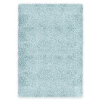 Supreme 5-Foot 3-Inch x 7-Foot 5-Inch Shag Area Rug in Baby Blue