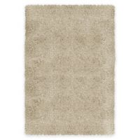 Supreme 8-Foot x 10-Foot Shag Area Rug in Taupe