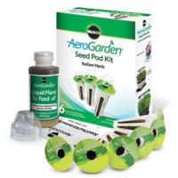 AeroGarden® Miracle-Gro® Italian Herb 6-Pod Seed Kit