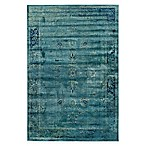 Safavieh Vintage Palace 5-Foot 3-Inch x 7-Foot 6-Inch Area Rug in Turquoise
