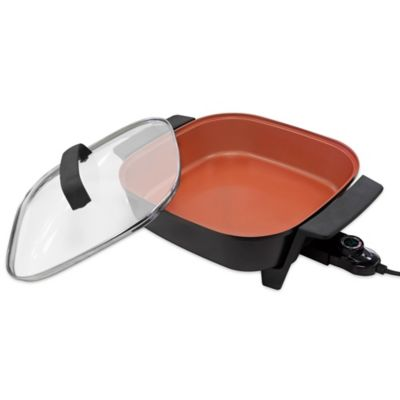 Buy Zojirushi Gourmet D Expert 174 Electric Skillet From Bed
