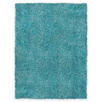Cristal 8-Foot x 10-Foot Shag Area Rug in Dark Teal