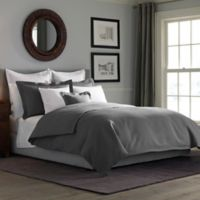 Bellora® Basil King Duvet Cover in Charcoal