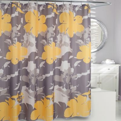 Buy Shower Curtain for Yellow Bathroom from Bed Bath & Beyond