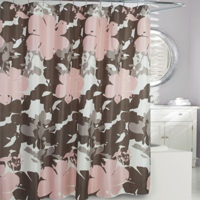 Curtains Ideas botanical shower curtain : Buy Rosely Shower Curtain Shower Curtains from Bed Bath & Beyond
