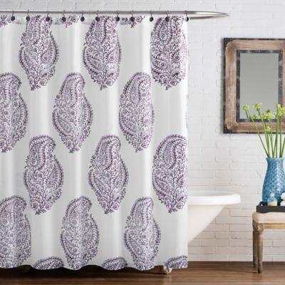 Anthology™ Arianna 78 Inch X 54 Inch Shower Curtain