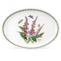 Portmeirion® Botanic Garden 13-Inch Oval Platter