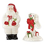 Lenox® Home for the Holidays™ Countdown 'til Christmas Salt and Pepper Shakers