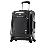Olympia® USA Skyhawks 26-Inch 4-Wheel Spinner Suitcase in Black