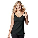 Bravado Designs Size 38D/E Dream Nursing Tank in Black