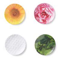 kate spade new york Patio Floral Tidbit Plates (Set of 4)