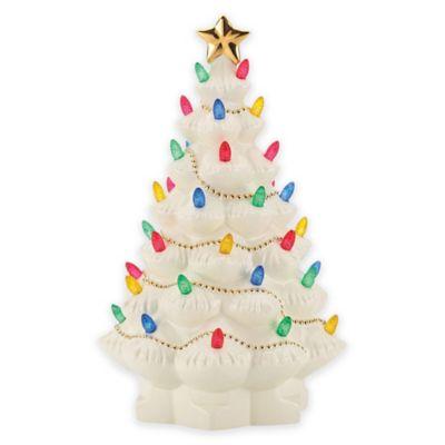 Lenox® Treasured Traditions Lighted Tree Figurine