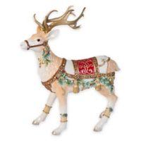 Fitz and Floyd® Yuletide Holiday Deer Figurine