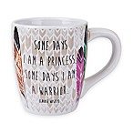 Warrior Princess Latte Mug