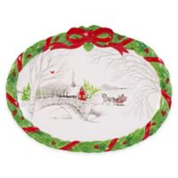 Fitz and Floyd® Vintage Holiday Cookie Platter