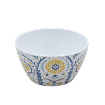 flourette melamine mini bowl