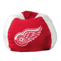 NHL Detroit Red Wings Bean Bag Chair by The Northwest