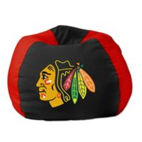 NHL Chicago Blackhawks Bean Bag Chair by The Northwest