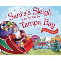 """""""Santa's Sleigh Is On Its Way To Tampa Bay"""" by Eric James"""