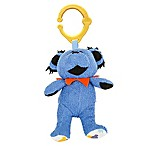 Daphyls™ Grateful Dead Dancing Bear Plush in Blue