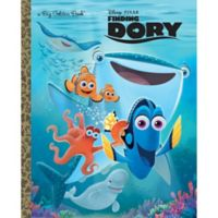 """Finding Dory"" Little Golden Book by RH Disney"