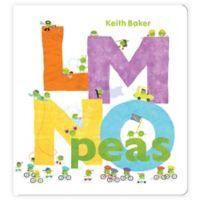 """LMNO Peas"" Board Book by Keith Baker"
