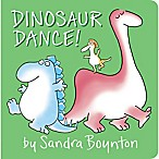 Dinosaur Dance! Book by Sandra Boynton