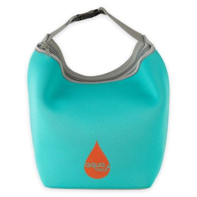 Aquaheat by Innobaby Insulated Neoprene Lunchbag in Teal