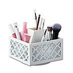 Cosmetic Organizer Spinner in White