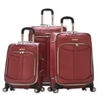 Olympia® Tuscany 3-Piece Expandable Spinner Set in Red