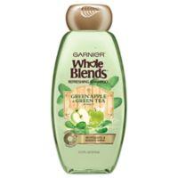 Garnier® Whole Blends™ 12.5 oz. Refreshing Shampoo with Green Apple & Green Tea