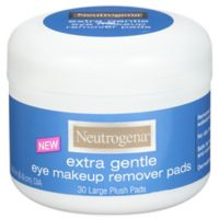 Neutrogena® 30 Count Extra Gentle Eye Makeup Remover Pads