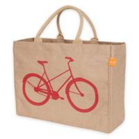 Jute Bicycle Market Bag