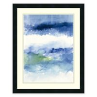 Mike Schick Midnight at the Lake Framed Wall Art