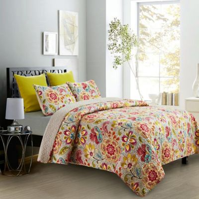 Buy Garden Quilt Set From Bed Bath Beyond