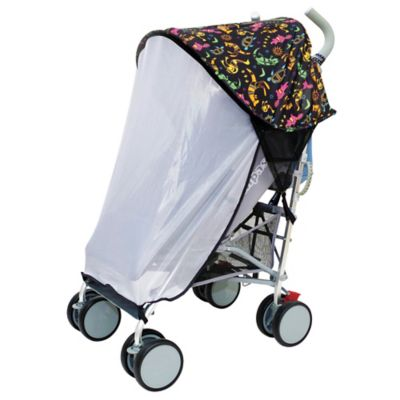 Stroller Accessories u003e Dreambaby® Strollerbuddy™ Extenda-Shade™ Stroller Sun Canopy with Insect  sc 1 st  buybuy BABY & Umbrella Stroller Canopy from Buy Buy Baby