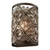 Amherst 1-Light Vanity Lighting in Antique Bronze