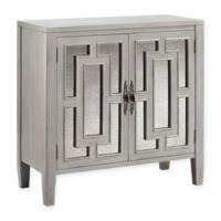 Stein World Cade Accent Cabinet in Smokey Grey