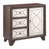 Stein World Cosette Accent Cabinet in Brown