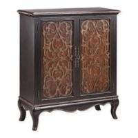 Stein World Jamie Accent Cabinet in Black